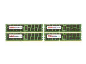 Genuine A-Tech Brand. 2 x 16GB 32GB KIT for Gateway GT Server Series GT350 F1 DIMM DDR3 ECC Registered PC3-10600 1333MHz Dual Rank RAM Memory