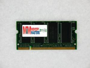 MemoryMasters 512MB SDRAM SODIMM (144 Pin) LD 133Mhz PC133 FOR Dell Compatible Latitude C610 512MB