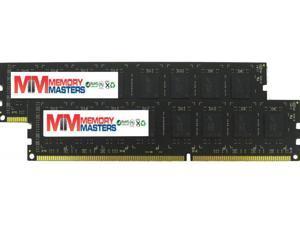 MemoryMasters 16GB Kit (2x8GB) DDR3 1333 PC3-10600U 8gb Non ECC Unbuffered 1.5V CL9 2RX8 Dual Rank 240 Pin Desktop Memory Ram Module