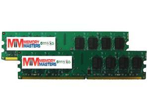 MemoryMasters Crucial 4GB kit (2GBx2) DDR2 1066MHz (PC2-8500) CL7 Unbuffered UDIMM Desktop Memory CT2KIT25664AA1067 / CT2CP25664AA1067