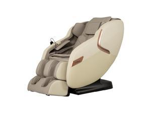 Titan Luca V Full Body Massage Chair w/ L-Track Rollers, Compression Therapy, 2-Stage Zero-Gravity, Foot Rollers, Extendable Footrest, Bluetooth Speakers and Heat