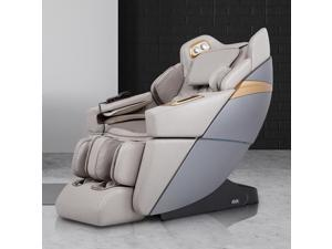 Ador Allure 3D L-Track Zero Gravity Full Body Massage Chair with Bluetooth, Voice Recognition, Memory Feature