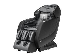 """Titan Pro Jupiter LE Premium Full Body Zero Gravity Massage Chair with 3D L-Track rollers, 80 Airbags, Bluetooth Speakers and Voice Recognition. Fits up to 6'6"""", 300lbs (Black)"""