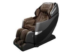 Osaki OS-Pro Honor 3D L-Track Full-body Massage Chair with Zero Gravity (Brown)