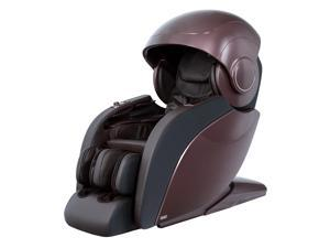 Osaki OS-4D Pro Escape Full-body Massage Chair with Zero Gravity, Bluetooth Speakers (Brown)