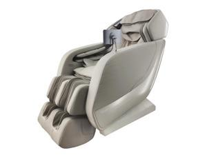 """Titan Pro Jupiter LE Premium Full Body Zero Gravity Massage Chair with 3D L-Track rollers, 80 Airbags, Bluetooth Speakers and Voice Recognition. Fits up to 6'6"""", 300lbs (Taupe)"""
