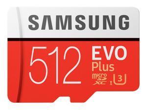 Samsung EVO Plus 512GB microSDXC UHS-I Memory Card MB-MC512HA/AM