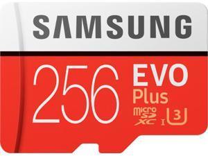 Samsung EVO Plus 256GB microSDXC UHS-I Memory Card MB-MC256HA/AM