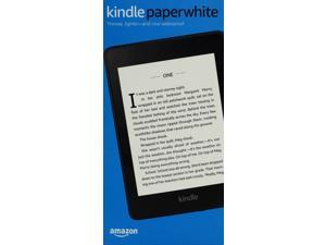 """Amazon All-New-Kindle Touch B07978J597, 6"""", 8GB, Built-in front Light, Black"""