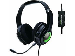 Cruiser XB210 Bass Quake Stereo Gaming Headset / Detachable Mic Xbox 360