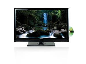 Axess 22-Inch 1080p Digital LED Full HDTV, Includes AC/DC TV, DVD Player, HDMI/SD/USB Inputs, TVD1801-22