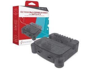 Hyperkin RetroN S64 Console Dock for Switch (Smoke Gray) - Nintendo Switch