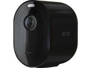 Arlo Pro 3 Spotlight Camera | Add on | Wire-Free, 2K Video & HDR | Color Night Vision, 2-Way Audio, 6-Month Battery Life, Motion Activated, 160° View | Works with Alexa | Black