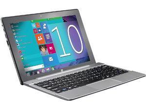 "SUPERSONIC SC-1032WKB Intel Atom x5-Z8350 (1.44 GHz) 2 GB Memory 32 GB Flash SSD Intel HD Graphics 10.1"" Touchscreen 1280 x 800 Tablet PC Windows 10 Home"