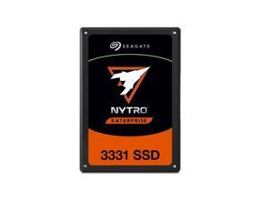 Seagate Nytro 3331 XS960SE70004 960GB 2.5 inch SAS 12.0Gb-s Solid State Drive (3D eTLC)