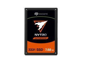 Seagate Nytro 3331 XS7680SE70004 7.68TB 2.5 inch SAS 12.0Gb-s Solid State Drive (3D eTLC)