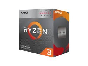 AMD YD3200C5FHBOX Ryzen 3 3200G with Radeon Vega 8 Graphics Quad-Core 3.6GHz Socket AM4, Retail