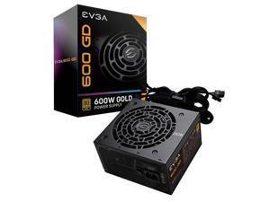 EVGA 600 GD, 80+ GOLD 600W, 5 Year Warranty, Power Supply 100-GD-0600-V1