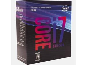 Intel Core i7-8700K Coffee Lake Processor 3.7GHz 8.0GT-s 12MB LGA 1151 CPU w-o Fan, Retail