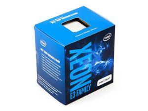 Intel Xeon E3-1270 v6 Quad-Core Kaby Lake Processor 3.8GHz 8.0GT-s 8MB LGA 1151 CPU, Retail
