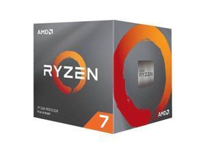 AMD 100-100000071BOX Ryzen 7 3700X Desktop Processors- Eight Core- 3.6GHz- PCIe 4.0- Retail
