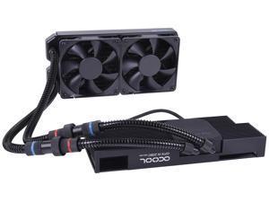 Alphacool Eiswolf 240 GPX Pro Nvidia Geforce RTX 2080 - Black M01