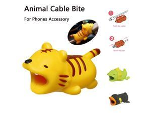 New Cute Dream Cable Bite For Iphone Cable cord Animal Phone Accessory Protects usb micro cable prolunga usb Cable accessoryHot#