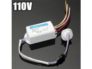 110V IR Infrared Module Intelligent Body Sensor Light Lamp switch Induction 5-8M Best Price