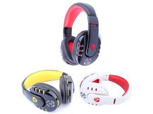 Wireless Bluetooth Stereo Gaming Headset Earphone Headphone Sport Tactical Game Headset For Phone iPad PC MP3 PC Laptop
