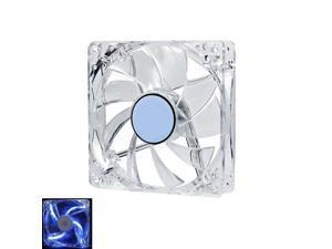 2018 Universal Fan Cooler 12cmx12cmx2.5cm New 12025 3Pin 12V Computer PC CPU Silent Cooling Case Fan White