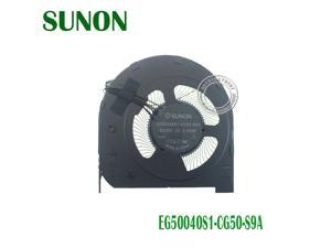 New original cpu cooling fan cooler for Lenovo Thinkpad T490S EG50040S1-CG50-S9A 5PIN 2.5W