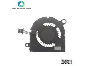 Laptop CPU Cooling Fan ND55C19 DC05V 0.40A -16G02 for DELL Latitude E5289 5289 7389 0R2X0G R2X0G