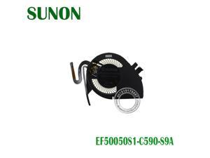 New original For Lenovo ThinkPad X260 X270 CPU Fan Cooling Fan cooler 00UP171 00UP172 EF50050S1-C590-S9A