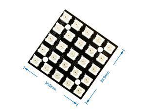 WS2812 LED 5050 RGB 5x5 5*5 25 LED Matrix for Arduino