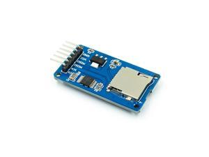Micro SD Card Mini TF Card Reader Module SPI Interfaces with Level Converter Chip for Arduino