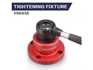 NEW SFX Brand 1pc HSK63A Tool Holder Lock Base Fit HSK 63A Collect Chuck Tool Holder Tightening Fixture