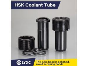 HSK 63 Coolant Tube Wrench Aqueducts Pipe Fit HSK Lathe Tool Holder Milling Machine
