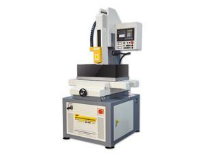 1Uint SFX Brand DK-908 Automatic EDM Super Mini Drilling Machine Hole Auto Industrial Metal Drill 0.3-3.0mm(0.0118''-0.1181'') Small Hole Making Machine Shipping By Sea From China Our Factory