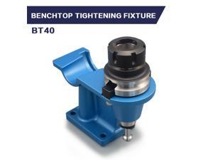 SFX - BenchTop BT40 Horizontal/Vertical Tightening Fixture For BT40 Tool Holder/BT40 Collet Chuck/CNC Machine Tool Accessories Spare Parts