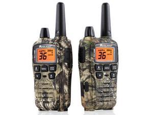 Midland X-TALKER T75VP3 GMRS Two-Way Radio w/ Up To 38 Mile Range