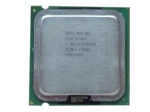 INTEL Sl7Kj  Pentium4 2.8Ghz 1Mb L2 Cache 800Mhz Fsb Lga775 Socket Processor Only