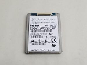 "TOSHIBA MK8009GAH 80GB 4200 RPM 2MB Cache IDE Ultra ATA100 / ATA-6 1.8"" Notebook Hard Drive Bare Drive"
