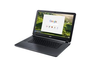 Acer CB3-532 15.6 HD Premium Chromebook - Intel Dual-Core Celeron N3060 up to 2.48GH.z, 2GB RAM, 16GB SSD