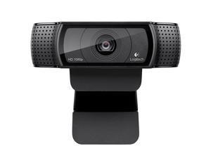 Logitech C920 Pro 1080P Live Broadcast HD WebCam