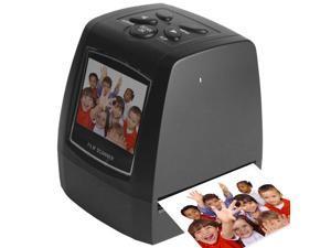 EC718 USB 2.0 35mm 5MP 2.36 inch TFT LCD Screen Film Scanner