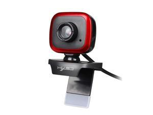 HXSJ A849 480P Adjustable 360 Degree HD Video Webcam PC Camera with Microphone