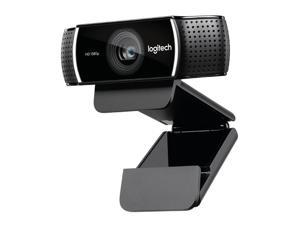 Logitech C922 Stream webcam 1080P video camera Suitable for high-definition video streaming and recording 720P 60 frames