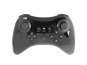 High Performance Pro Controller for Nintendo Wii U Console(Black)  Wii U