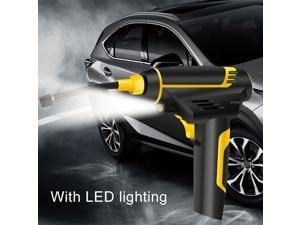Puluz Portable Intelligent Electric Air Pump Tire Inflator Car Electric Air Compressor Car Tire Pump Inflatable Pump