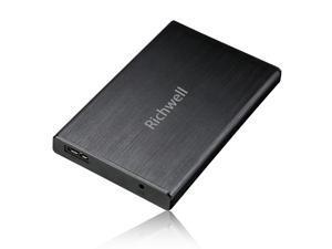 Richwell SATA R23-SATA-500GB 500GB 2.5 inch USB3.0 Interface Mobile Hard Disk Drive Protable Hard Disk Drive